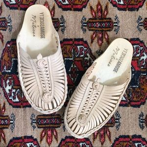 Matisse leather Morocco amuse society boho flats